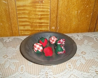 Strawberry Bowl Fillers Set Of 6 etsy 235
