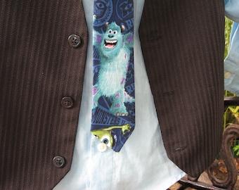 Monsters University I Boys  Necktie