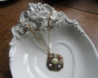 Celtic Inspired Necklace