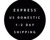 U.S. Express Shipping Upgrade