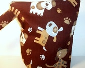 Pawprint Pups Large Project Pouch