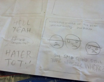 Original Minicomic Just For You ...or someone you like very much