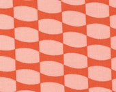 End OF BOLT - - 2wenty Thr3e by Cosmo Cricket - Modern Girl in Clementine (37055-15) - 1 Yard