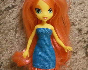 Dress for My little pony equestria girls dolls