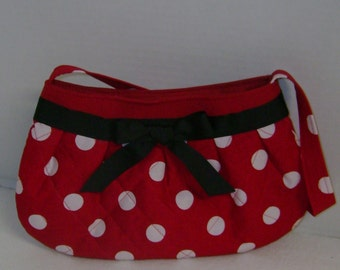 Teardrop Shoulder Bag Small