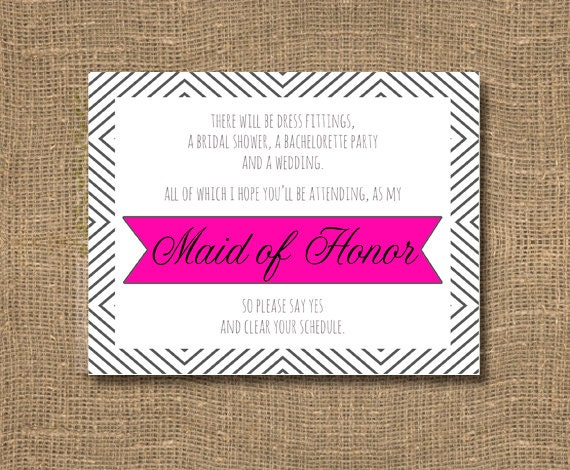 How To Be The Best Maid Of Honor: Best Friend As Bridesmaid / Maid Of Honor / By