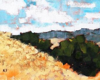 Laguna Beach, California landscape painting