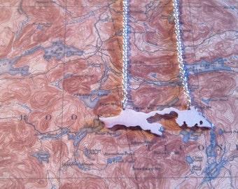 Paradox Lake Necklace