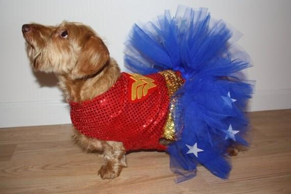 Dog Costume Wonder Woman Wonder Woman Costume