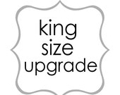 King Size Upgrade to Any Pillow Case Set