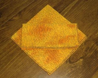 Autumn Branches Cloth Napkins