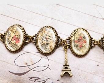 Historical Paris - Vintage Bracelet