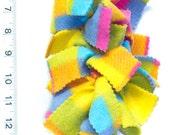 "7"" Bird Snuggle Buddy - Fleece Preener, Sleeptime Buddy - Parrot Toys & Bird Toy Parts by A Bird Toy"