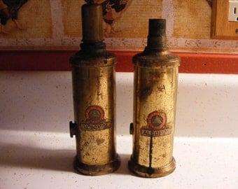 Vintage Alcohol burners