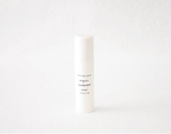 Organic Deodorant  0.65oz