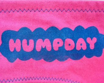 Humpday Days of the Week Women's Underwear - Boy Cut & Recycled Cotton - Women's 2 - Ready to Ship