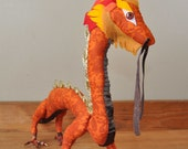 Year of the Dragon Soft Sculpture - October