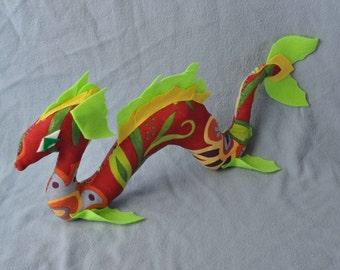 Surya the Seaosaur