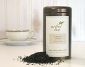 Organic Assam Black Tea • 4 oz. Tin • Robust Loose Leaf Black Tea