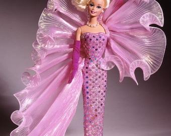 1993 Evening Extravaganza Barbie Doll- Classique Collection