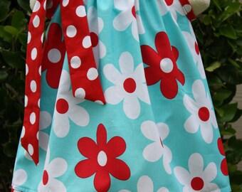 Girls Plain Jane Pillowcase Dress