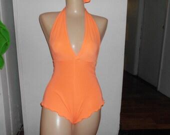 leotard workout exotic dancer ROMPER mini scrunch butt  exotic dancewear clubwear costume