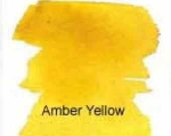 Peerless Transparent Watercolor Sheet - Amber Yellow