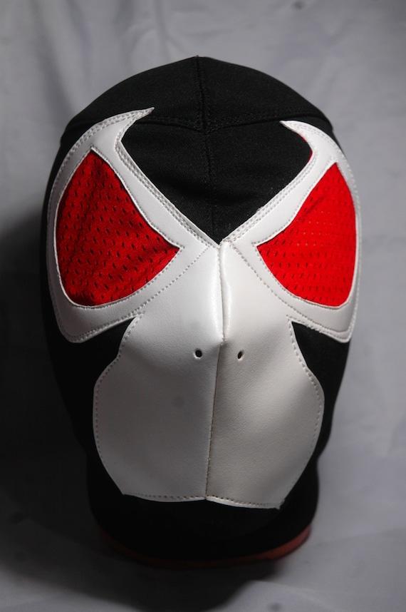 Bane Wrestling Mask Halloween Supervillain