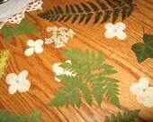 Wedding Decor FERNS Wedding Flowers Table Decor Woodland Wedding CONFETTI