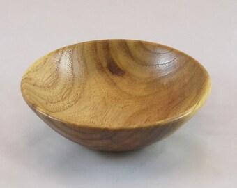 Mimosa Wood Bowl