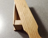 Handmade Oak and Bass Wood Turkey Call