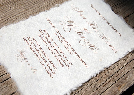 like this item - Paper For Wedding Invitations