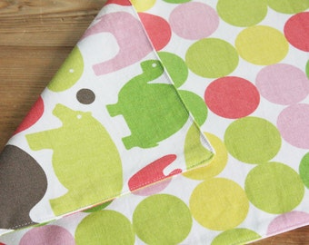 Make your small placemat Reversible...  Buy this listing with your Kids Placemat