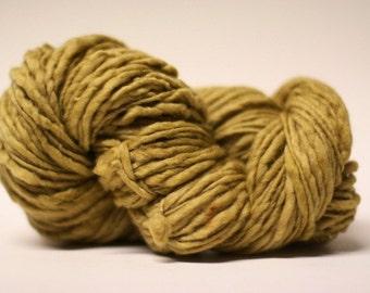 Yarn Thick Thin Merino Slub tts(tm) Handdyed  Fine Merino 66tts13011 Latte