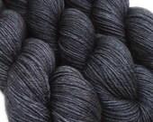 55/45 sw bfl silk yarn FE26 hand dyed fingering weight 3.5oz 435 yards