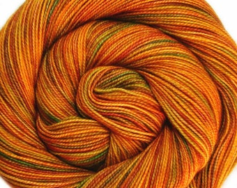 DESTINATIONS sw merino nylon high twist sock yarn VANCOUVER hand dyed fingering weight 3.5oz 400 yards