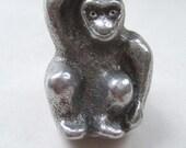 Monkey knob in aluminum