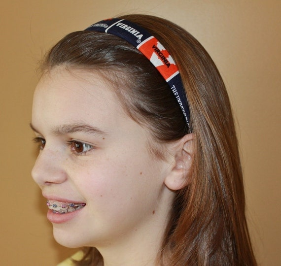 University of Virginia Cavaliers Headband/Hair Accessory