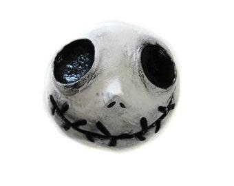 Halloween Magnet - Halloween Decor - Skeleton Magnet