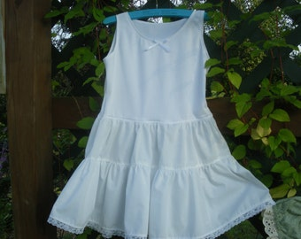 girls slip, under garment,  avail to order in 1t 2t 3t 4t 5t