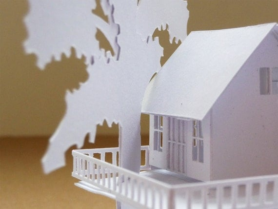 Pop Up Tree House