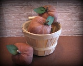 Primitive Apple Harvest Decoration Country Decor
