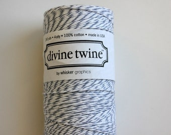 Bakers Twine - Oyster Divine Twine - Full Spool 240 yards