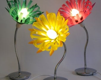 Zade - Plastic Bottle Bendy Lamp