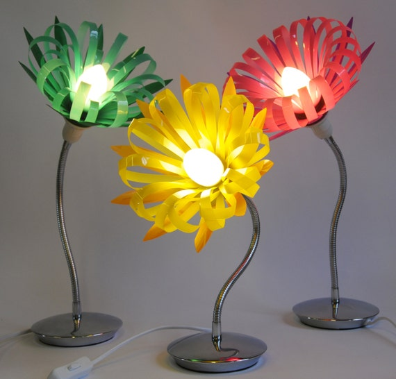 Zade - Plastic Bottle Bendy Lamp