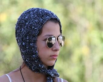 Wraparound Headband PDF Pattern, Ear Warmer knit Pattern, knit Headband Tutorial