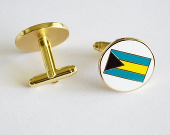 Bahamas Cufflinks