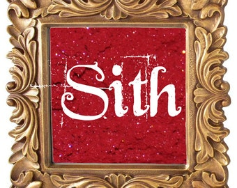 Sith 3g Pigmented Mineral Eye Shadow Jar with Sifter