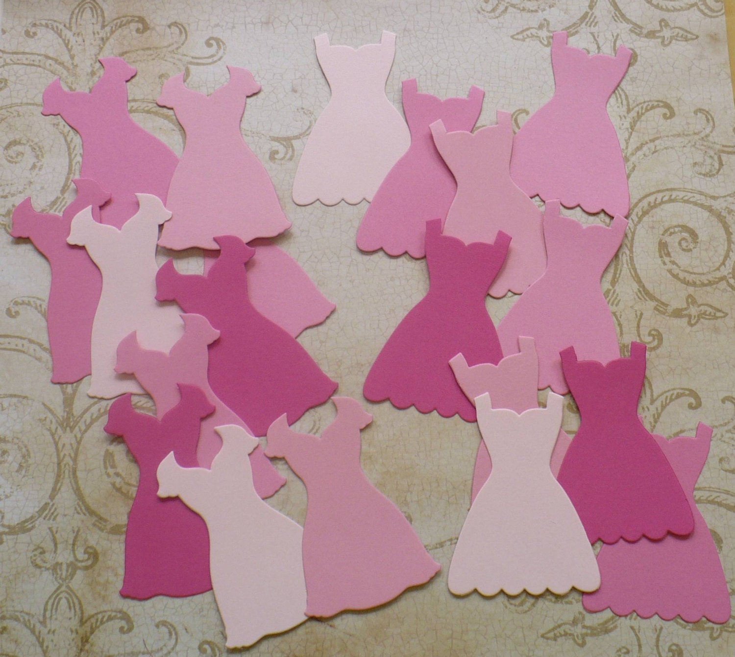 Stampin up dress up paper piecing shapes di sandylynnbscrapping