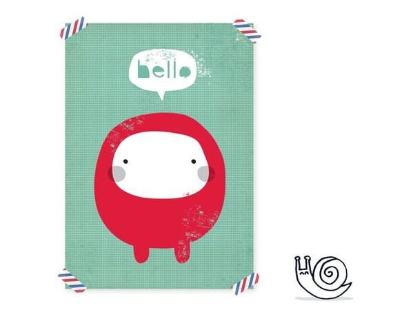 Cutie Poster - Beperkte Oplage